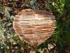 Valentine willow heart