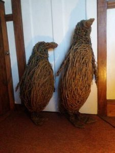 photo of 2 willow penguins
